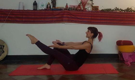 Sit Up Ballerina, un esercizio per tutti