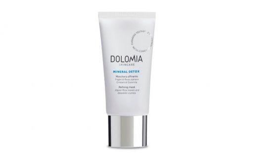 Maschera affinante Dolomia Mineral Detox
