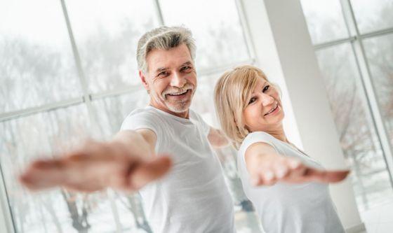 5 cose da fare per invecchiare bene