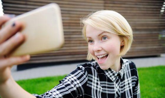 5 cose che un selfie dice di te