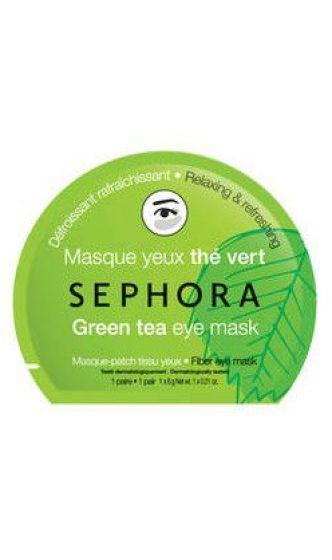 Maschera-patch occhi tè verde Sephora