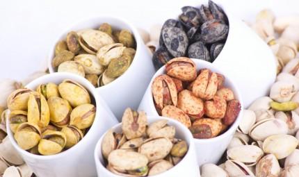 Mix di pistacchi tostati e speziati