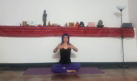 Liberati dall'affanno ansioso con lo yoga