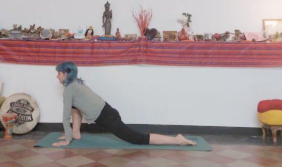 Uno yoga veloce