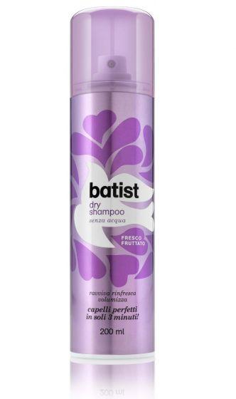 Shampoo secco fresco fruttato Batist