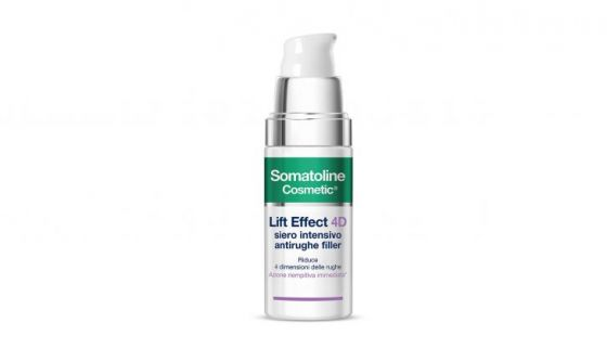 Lift Effect 4D Siero intensivo Somatoline Cosmetics