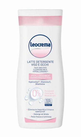 Latte detergente ipoallergenico Leocrema