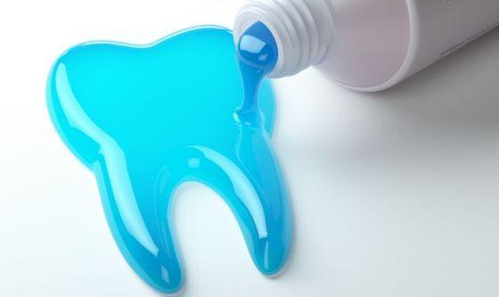 Calcio e fluoro per la salute dei denti
