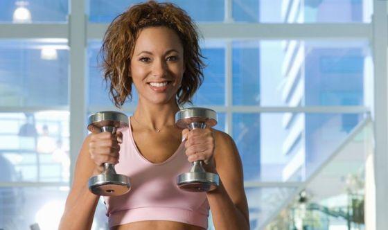 Prefire l'allenamento con i pesi