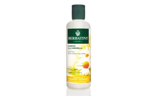 Shampoo alla camomilla Herbatint