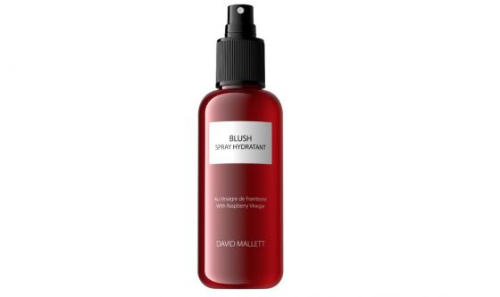 David Mallett Blush Spray Hydratant