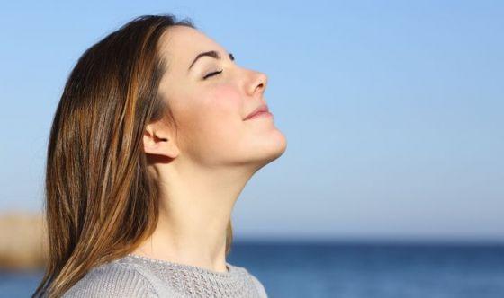 Respirare profondamente