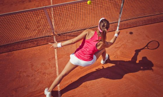 ... per i tennisti