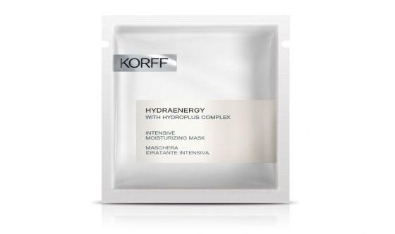 Maschera idratante intensiva Hydraenergy Korff