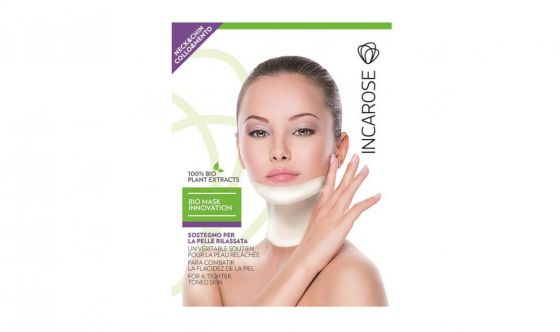 Bio Mask Innovation Maschera collo mento Incarose