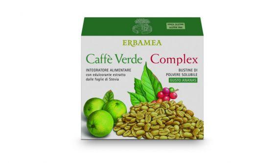 Caffè verde Complex Erbamea