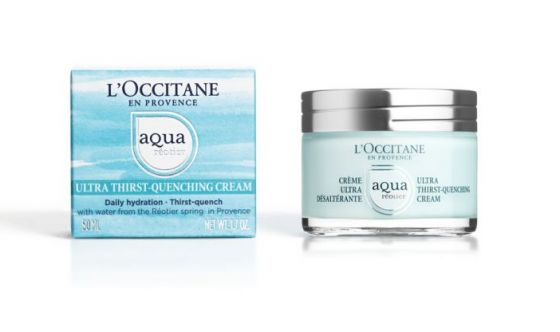 Aqua Reotier Crema ultra idratante L'Occitane