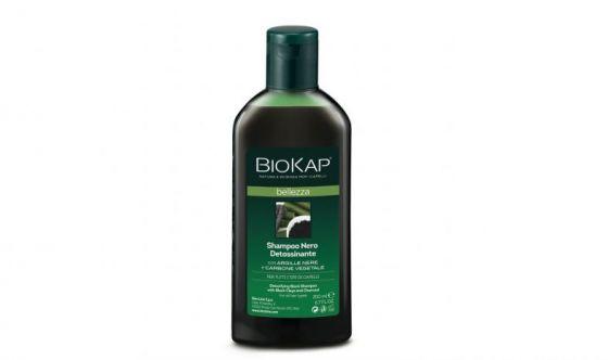 Shampoo Nero Detossinante Biokap