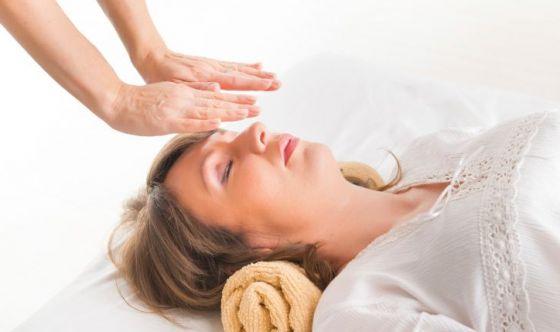 Sessione di massaggio