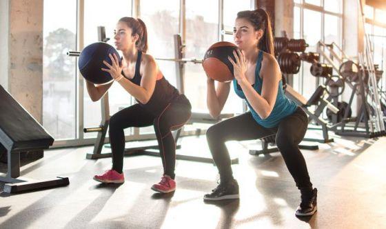 Praticare esercizio fisico costante