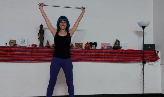 Rinforzare il trapezio e le braccia