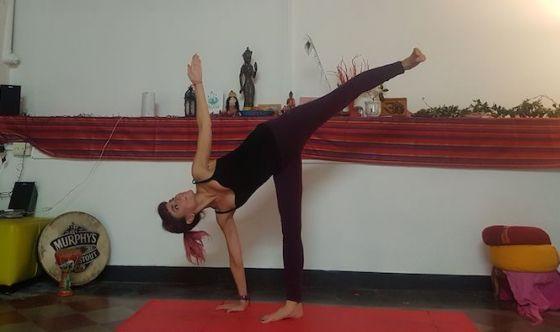 Yoga per la creatività
