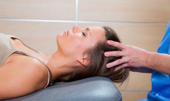 Per curare il dolore al collo