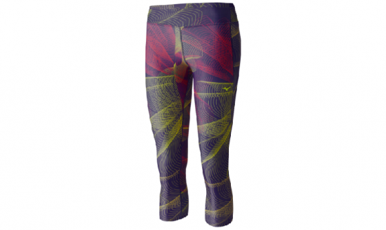 Mizuno Multi Lotus 3/4 Tights