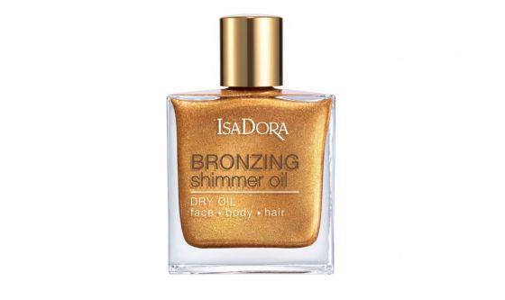 Bronzing Shimmering Oil Isadora