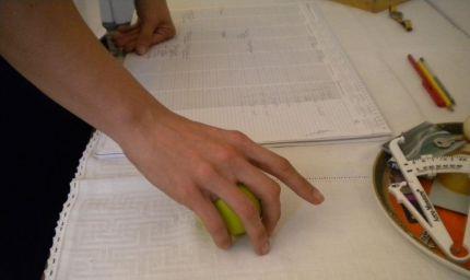 Ufficio In Mobilità : Mobilità della mano e delle dita in ufficio come in palestra 10290