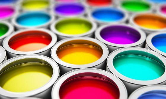 Tutte le corrispondenze dei colori nella cromoterapia