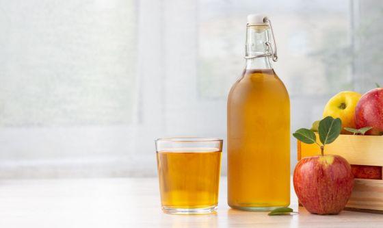 L'aceto di mele