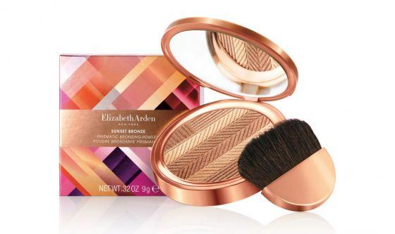 Sunset Bronze Prismatic bronzing powder Elizabeth Arden