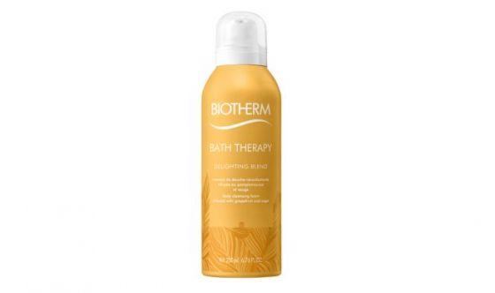 Mousse da doccia Bath Therapy di Biotherm