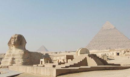 Vergine - Piramidi e immersioni in Egitto