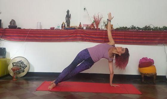 Un corpo equilibrato parte dalla schiena
