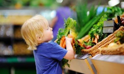 Mangiare sano? Ai bambini occorre spiegare perché farlo