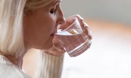 Disidratazione: comune anche d'inverno