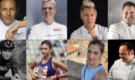 Sportivi, chef e deejay per l'Aids Running in Music