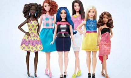 La nuova Barbie, una nuova bellezza