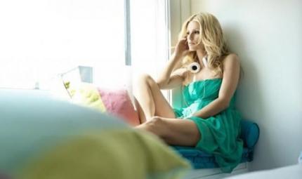 Michelle Hunziker: dopo il parto in forma senza fretta