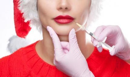 Per Natale c'è chi desidera regalarsi un intervento estetico