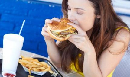 Attenzione al junk food