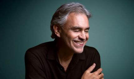 Andrea Bocelli interviene al congresso sul dolore cronico