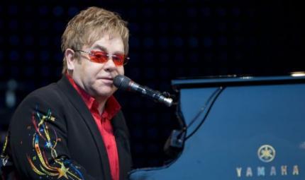 Infezione potenzialmente mortale per Elton John
