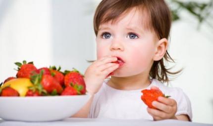 Insegnare a mangiare bene è una faccenda di buon esempio