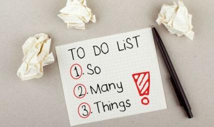 Come gestire il tempo con i quadranti di Covey
