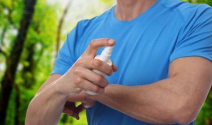 Prevenire i morsi con i repellenti naturali