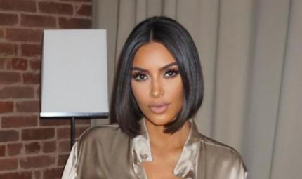 Kim Kardashian testimonial di un farmaco contro la nausea