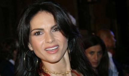Ramona Badescu mamma a 50 anni